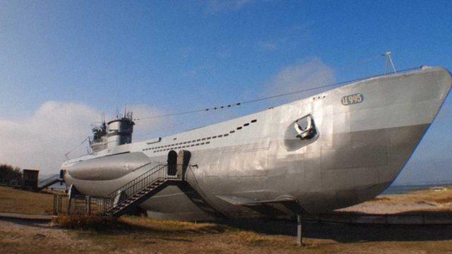 U-995 i U-434 2012