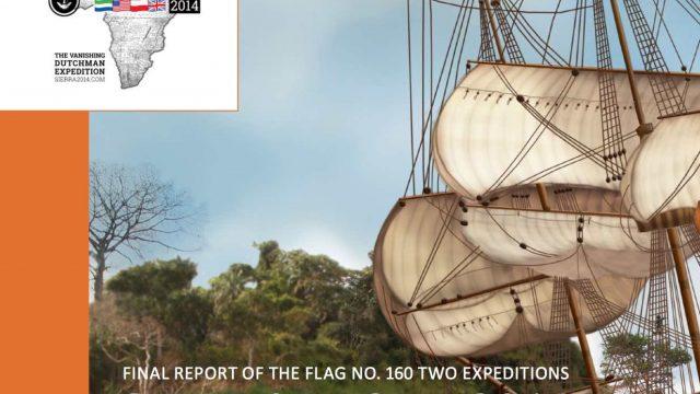 Raport z wyprawy Vanishing Dutchman 2014