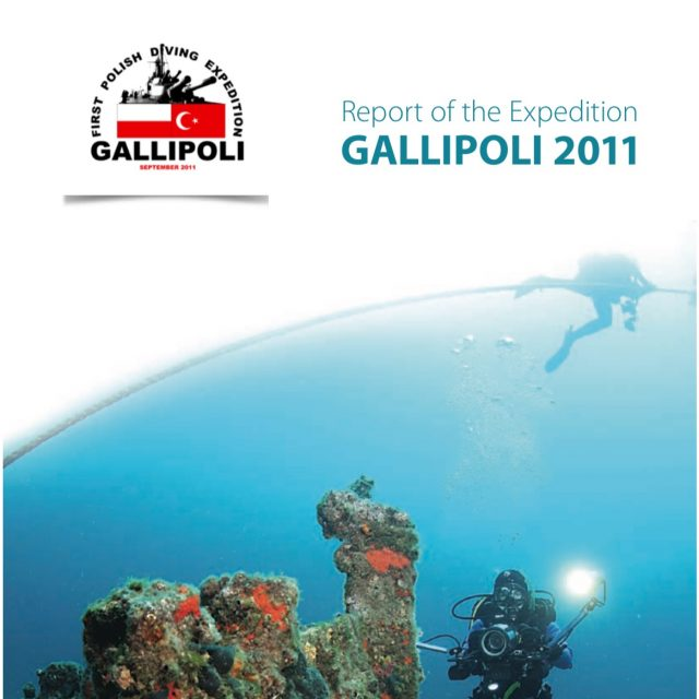 Gallipoli 2011 Expedition Report