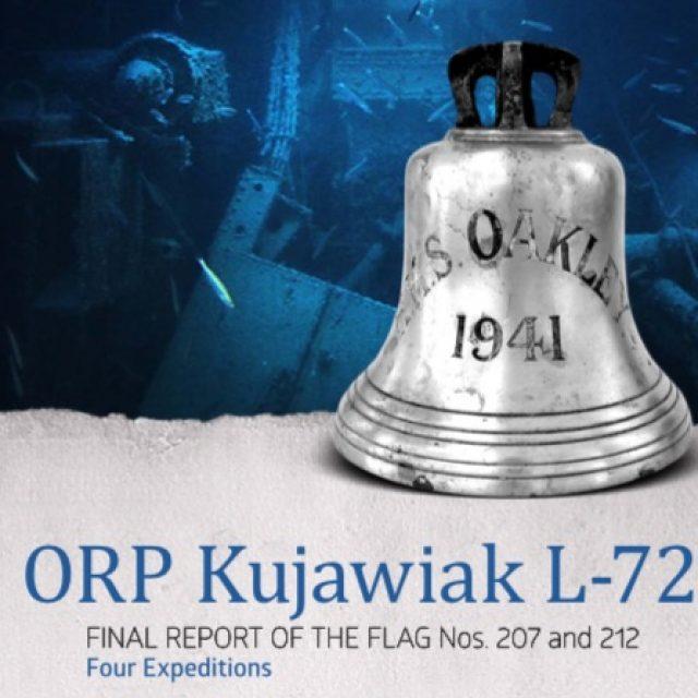 Raport z wypraw na wrak Kujawiaka